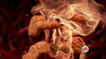 Burger King Spicy Nuggets TV Spot, 'Turn up the Heat' - Thumbnail 3