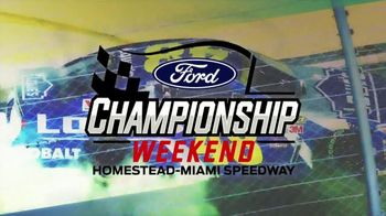 Homestead-Miami Speedway TV Spot, \'2017 Ford Championship Weekend\'