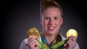 Big Ten Conference TV Spot, 'Faces of the Big Ten: Lilly King' - 644 commercial airings