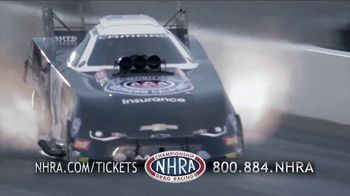 NHRA TV Spot, '2017 Auto Club Finals'