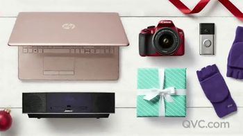 QVC TV Spot, \'Holiday Gift Guide\'