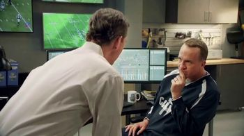 DIRECTV NFL Sunday Ticket TV Spot, 'Brotherly Advice' Feat. Peyton Manning - 1 commercial airings
