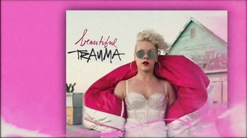 Apple Music TV Spot, 'P!NK: Beautiful Trauma' - Thumbnail 1