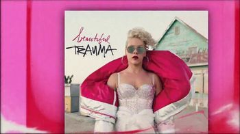 Apple Music TV Spot, 'P!NK: Beautiful Trauma' - Thumbnail 6