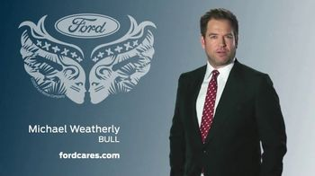 Ford Warriors in Pink Tie TV Spot, 'No Rules' Featuring Michael Weatherly