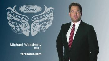 Ford Warriors in Pink Tie TV Spot, 'No Rules' Featuring Michael Weatherly - Thumbnail 3