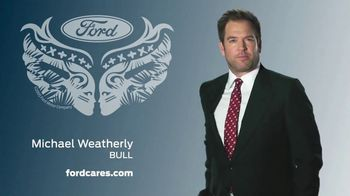Ford Warriors in Pink Tie TV Spot, 'No Rules' Featuring Michael Weatherly - Thumbnail 6