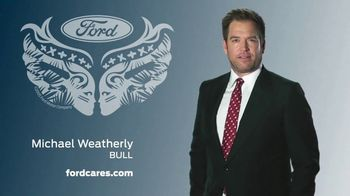 Ford Warriors in Pink Tie TV Spot, 'No Rules' Featuring Michael Weatherly - Thumbnail 7