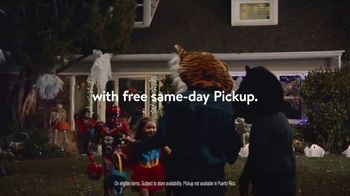 Walmart App TV Spot, 'Be Who You Want This Halloween' Song by The Who - Thumbnail 9
