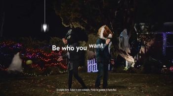 Walmart App TV Spot, 'Be Who You Want This Halloween' Song by The Who - Thumbnail 8