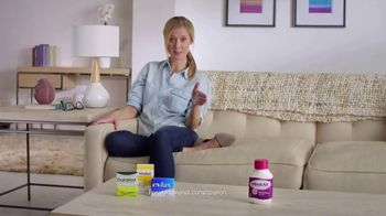 MiraLAX TV Spot, 'Hydrates and Softens' - Thumbnail 3
