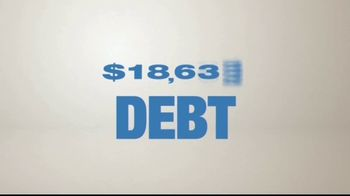 Credit Associates TV Spot, 'Eliminate Debt'