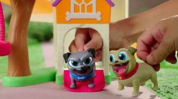 Puppy Dog Pals Doghouse Playset TV Spot, 'Disney Junior: Down the Slide' - Thumbnail 2