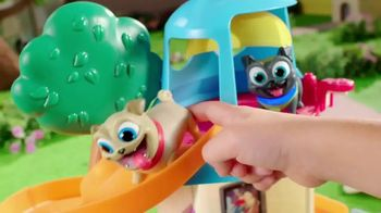 Puppy Dog Pals Doghouse Playset TV Spot, 'Disney Junior: Down the Slide'