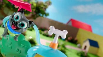 Puppy Dog Pals Doghouse Playset TV Spot, 'Disney Junior: Down the Slide' - Thumbnail 6