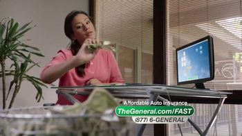 The General TV Spot, 'Throwing Money Away' - 10919 commercial airings