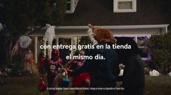 Walmart App TV Spot, 'Sé quien quieras ser este Halloween' [Spanish] - Thumbnail 7