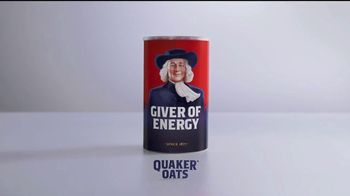 Quaker Oats TV Spot, 'Energy Is Everything' - Thumbnail 8