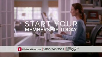 LifeLock TV Spot, 'Infomercial V2.3AA.1 - CTA' - Thumbnail 5