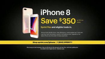 Sprint TV Spot, 'iPhone Season: iPhone Forever' - Thumbnail 10