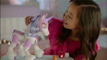 Zoomer Enchanted Unicorn TV Spot, 'Enchanted Friendship'