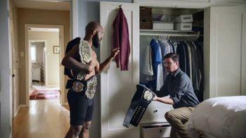 MetroPCS Unlimited 4G LTE TV Spot, 'UFC: Belt' Featuring Demetrious Johnson - 60 commercial airings