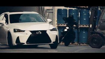 2017 Lexus IS 300 AWD TV Spot, 'Break Away' - Thumbnail 2