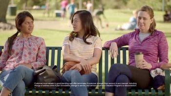 CenturyLink Price for Life High-Speed Internet TV Spot, 'Bench: 100 MBPS' - Thumbnail 4