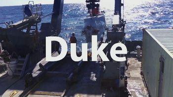 Duke University TV Spot, 'This Is Duke' - 17 commercial airings