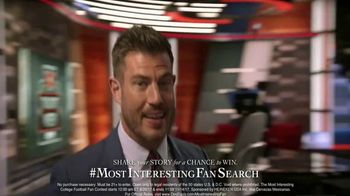 Dos Equis Most Interesting Fan TV Spot, 'ESPN: Tailgate' Feat. Jesse Palmer - Thumbnail 6