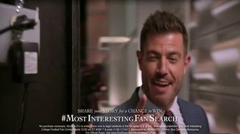 Dos Equis Most Interesting Fan TV Spot, 'ESPN: Tailgate' Feat. Jesse Palmer - Thumbnail 7
