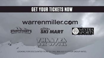 Warren Miller's Line of Descent TV Spot, 'Travel the Globe' - Thumbnail 8