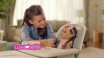Luvabella TV Spot, 'Eats and Giggles'