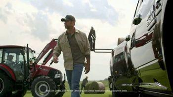 Ram Trucks Power Days TV Spot, 'Football: Long Live Ram' [T2] - Thumbnail 4