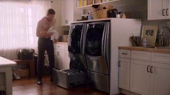 LG Sidekick Washer TV Spot, 'Morning Dance' - Thumbnail 6