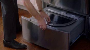 LG Sidekick Washer TV Spot, 'Morning Dance' - Thumbnail 7