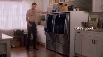 LG Sidekick Washer TV Spot, 'Morning Dance' - Thumbnail 9