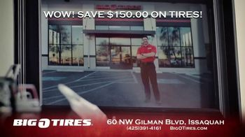 Big O Tires TV Spot, 'Your Local Store'