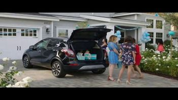 2017 Buick Encore Preferred TV Spot, 'Baby Shower' Song by Matt and Kim