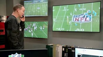 DIRECTV NFL Sunday Ticket TV Spot, 'Trade Prep' Featuring Peyton Manning - Thumbnail 5