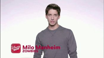 DisneyNOW TV Spot, 'D23 Expo' Featuring Milo Manheim