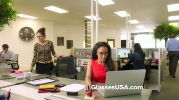 GlassesUSA.com TV Spot, 'New Pair' - Thumbnail 1