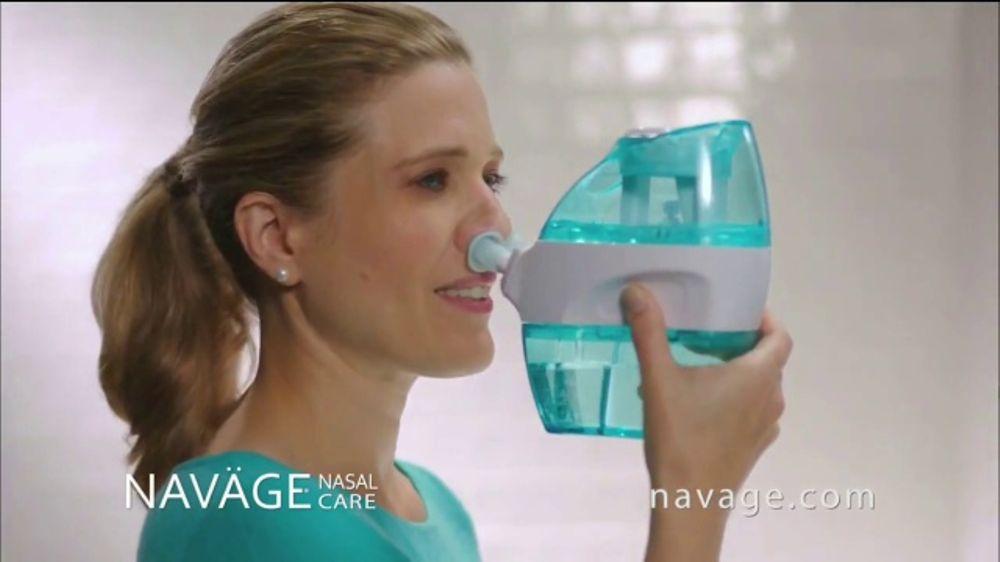 navage tv commercial   u0026 39 drug-free sinus relief u0026 39