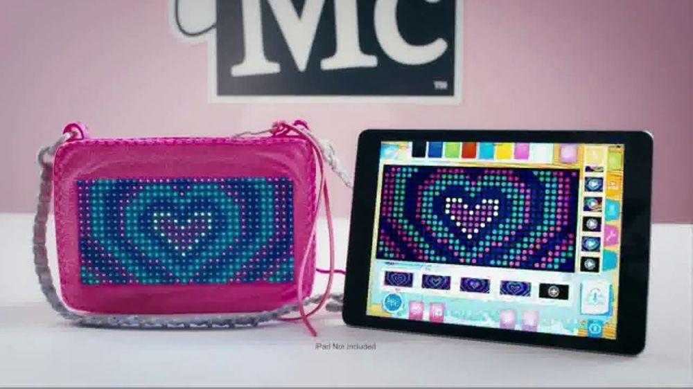 Project Mc2 Smart Pixel Purse TV Commercial, 'LED Handbag Science Experiment'