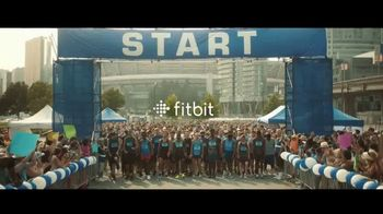 Fitbit Ionic TV Spot, 'Run Your Own Race'
