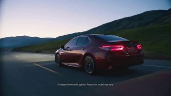 2018 Toyota Camry SE TV Spot, 'Wonder' [T2] - Thumbnail 1