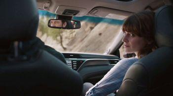 2018 Toyota Camry SE TV Spot, 'Wonder' - Thumbnail 2