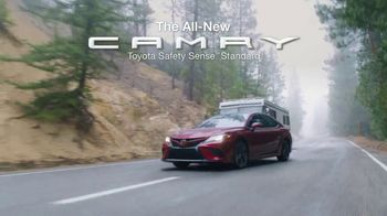 2018 Toyota Camry SE TV Spot, 'Wonder' - 3606 commercial airings
