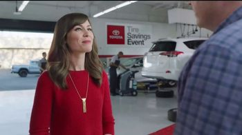 Toyota Tire Savings Event TV Spot, 'Tire Rippers' [T2]