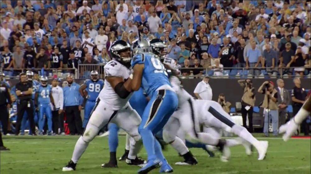 Bridgestone TV Commercial, 'Elite Performance: Eagles vs. Panthers'